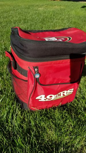 49ers rolling cooler for Sale in Citrus Heights, CA