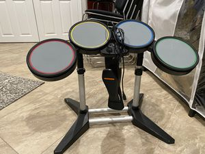Guitar hero drum kit for sale! for Sale in Alexandria, VA