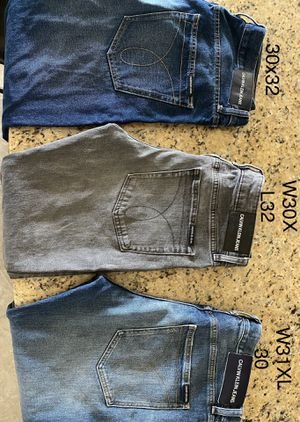 Calvin Klein Jeans for Sale in Katy, TX