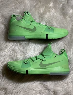 🙏🏽😢 Rip Kobe AD Green Strike Size 18 for Sale in Tacoma, WA