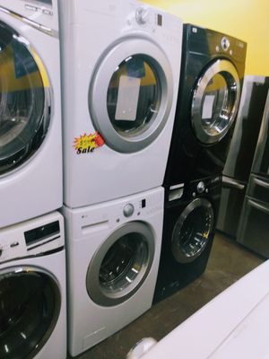 SPECIAL Price!! Washer And Dryer 🥳 for Sale in Whittier, CA