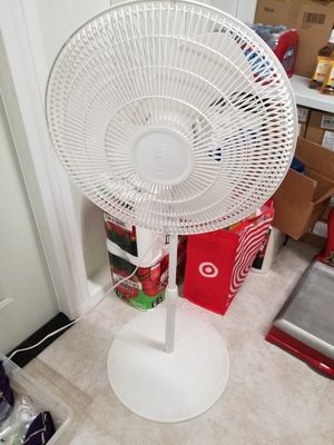Fan in excellent condition for Sale in Grover Beach, CA