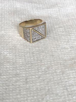 10k box ring cz stones for Sale in Davenport, FL