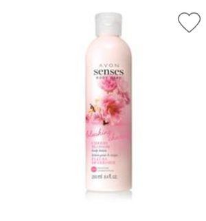 avon senses lotion for Sale in Belmond, IA