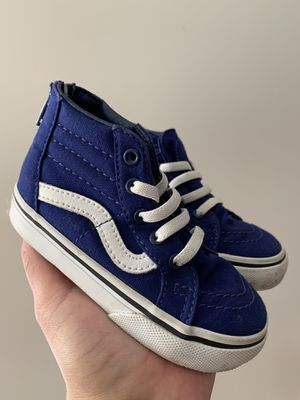 Vans size 7 for Sale in Weslaco, TX