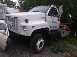 1996 gmc tow truck parts for Sale in Tampa, FL