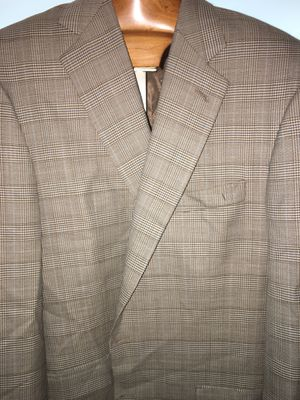 Men's Burberry London wool glenplaid sports coat (42l) for Sale in Chevy Chase, MD