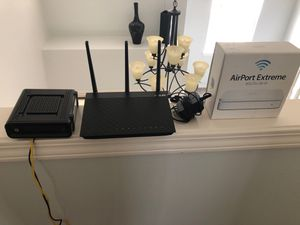 Modems and Routers for Sale in Renton, WA