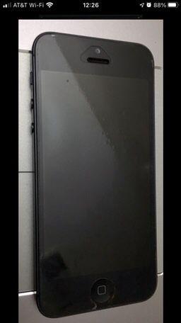 iPhone 5 64GB unlocked SIM free