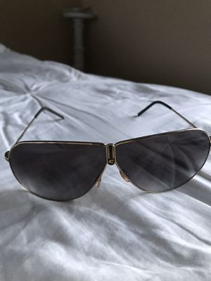 Carrera gold aviators with case for Sale in San Diego, CA