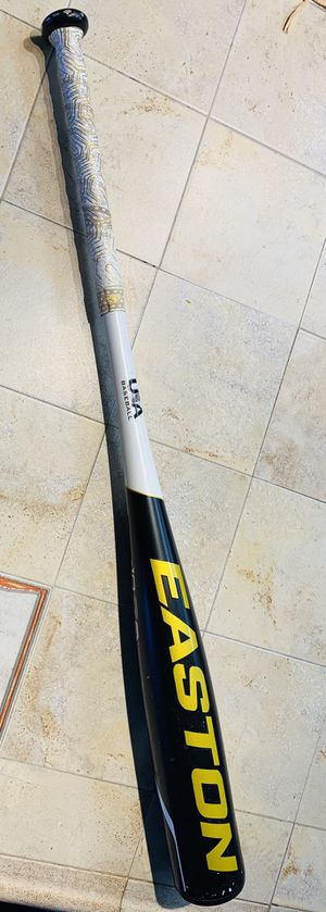 EASTON BEAST SPEED BASEBALL BAT ATAC ALLOY 31/21 2 5/8 -10 USA Baseball Approved Used only once for Sale in Hialeah, FL