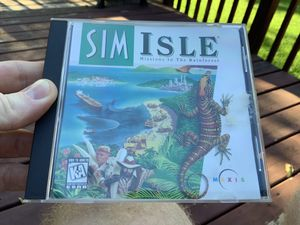 Sim Isle - For PC and Mac for Sale in Minneapolis, MN