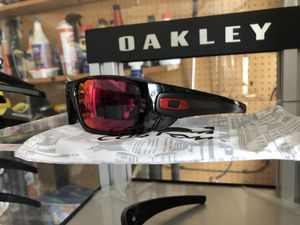 f858c63cb5e Oakley Fuel Cell 5 56 Custom Icons In Whitestown Offerup. Oakley Fuel Cell  American Flag Polarized