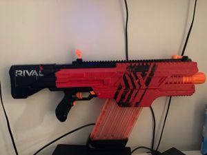 Rival Nerf gun for Sale in Alexandria, VA