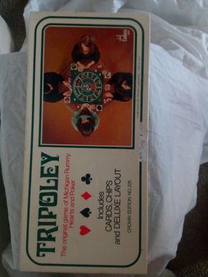 Tripoley Vintage Board Game for Sale in Colorado Springs, CO