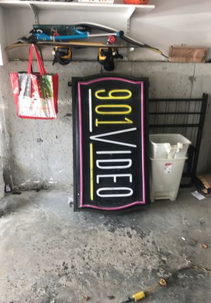 Sign for Sale in Boston, MA