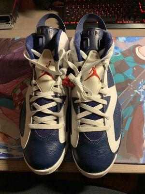 Jordan 6 Olympic size 12 for Sale in San Antonio, TX