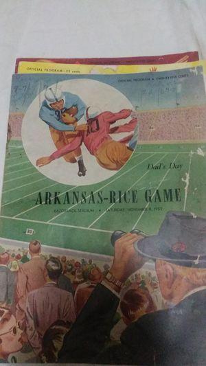 Razorback memorabilia for Sale in Fayetteville, AR