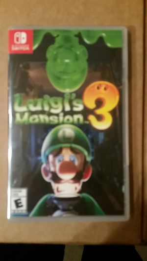Luigi's Mansion 3 for Sale in Federal Way, WA