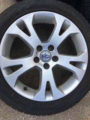 Full set rims & tires for Volvo s 60,v 70, xc70, for Sale in Tea, SD