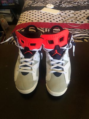 Air Jordan Retro 6s Men Size 9.5 for Sale in Fort Washington, MD