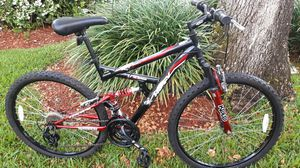 HUFFY FULL SUSPENSION MOUNTAIN BIKE. EXCELLENT CONDITION 🚴♂️ for Sale in Boca Raton, FL