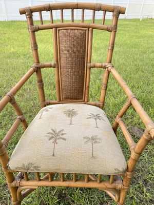 Bamboo Chair for Sale in Lehigh Acres, FL