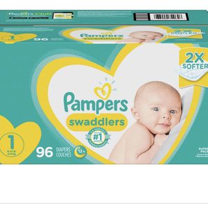 Pampers Size 1 for Sale in Los Angeles, CA