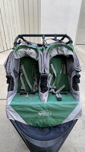 Baby jogger double stroller for Sale in Riverside, CA