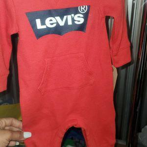 Levi's onesie 6m for Sale in Wilmington, DE