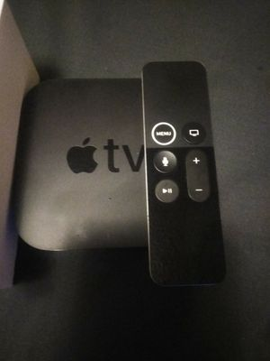 Apple TV 4k 32g for Sale in Riverside, CA