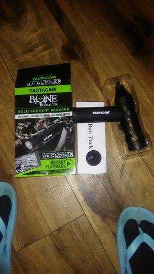 TACTACAM Bone Collector Solo Archery Package for Sale in Avon Park, FL