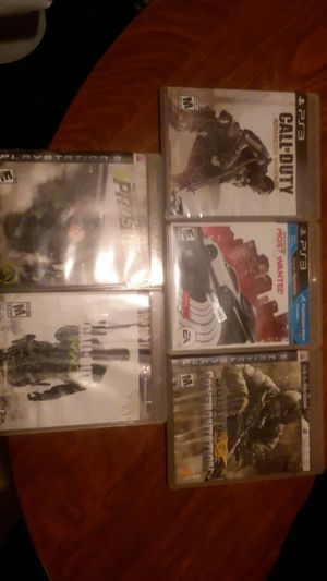 Ps3 games for Sale in Kingsport, TN