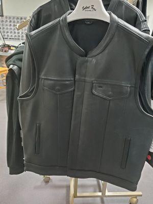 Heavy duty Motorcycle Vest XXL has Gun Pocket for Sale in Phoenix, AZ