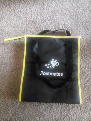 Authentic Postmates Bag (Brand New) for Sale in Phoenix, AZ