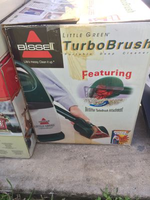Deep cleaner portable for Sale in Lake Worth, FL