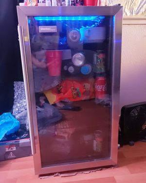 Danby designer fridge for Sale in Lathrop, CA