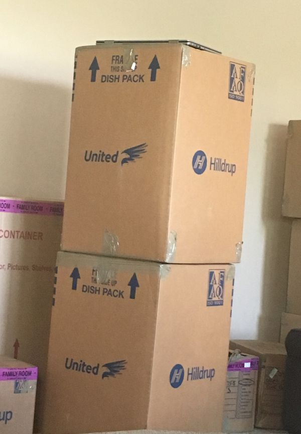 Free Moving Boxes and paper- all shapes and sizes