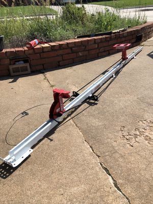 Weather guard sliding ladder rack for Sale in Oklahoma City, OK