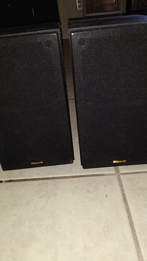 2 Klipsch Speakers for Sale in San Jose, CA