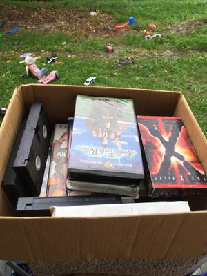 VHS tapes for Sale in Mount Hope, WV