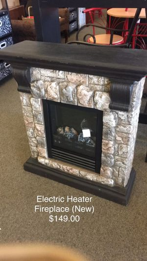 Electric Heater Fireplace (New) for Sale in Saint Robert, MO