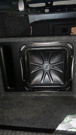 """Kicker 12"""" Solo Baric L7 for Sale in Galt, CA"""