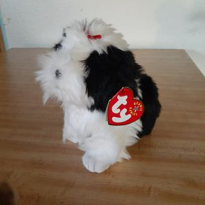 Beanie Babies Poofie Stuffed Animal Dog Puppy for Sale in Bernalillo, NM