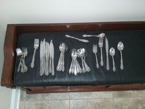 Stainless steel tableware for Sale in Sterling, VA