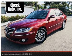 2011 Hyundai Azera Limited 4dr Sedan Automatic 6 speed for Sale in Tampa, FL
