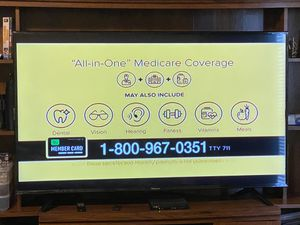 Hisense 60 inch Smart TV for Sale in Beverly, WV