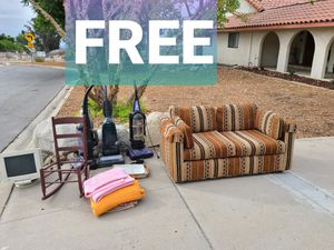 FREE 5782 Turquoise Street Rancho Cucamonga Vacuums work for Sale in Alta Loma, CA