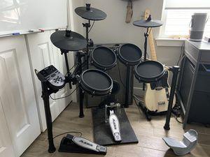 Alesis Nitro Mesh electric drum kit for Sale in Austin, TX