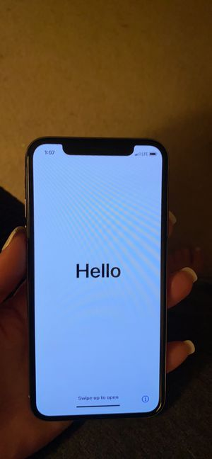 iPhone X for Sale in Berryville, VA